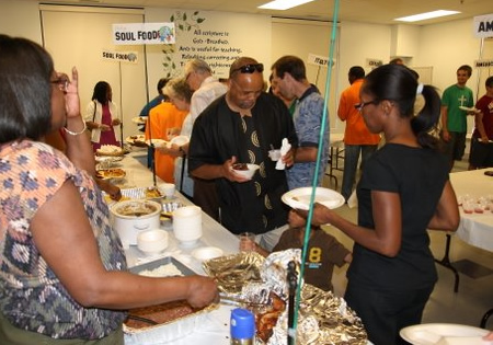 Taste of Reconciliation - food and fellowship